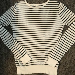 Forever 21 striped sweater Size S/P